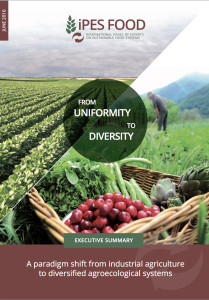 sustainable food systems cover